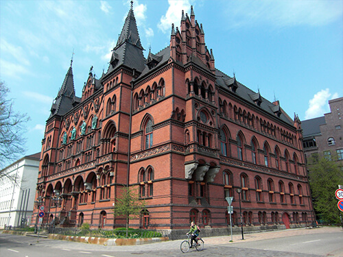Gaestehaus Rostock - Umgebung Backsteingotik